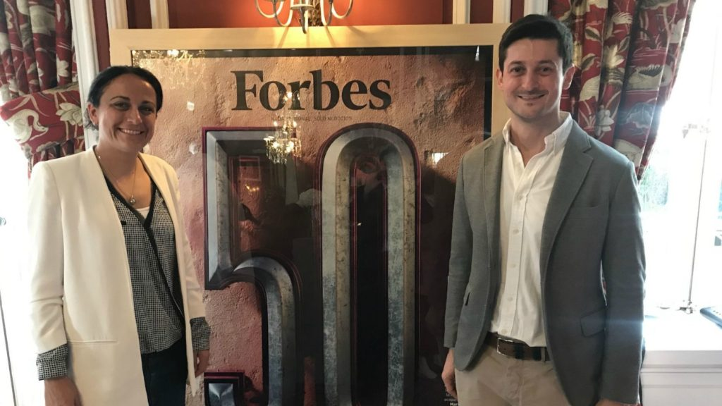 Cosentino is one of 50 best companies to work for says Forbes
