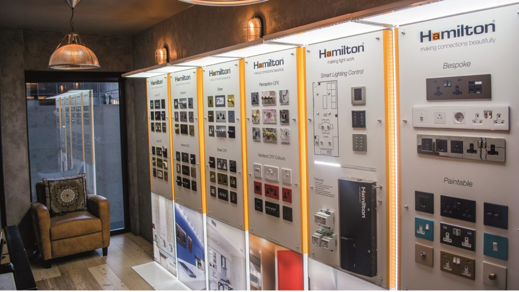 Hamilton Litestat opens London showroom