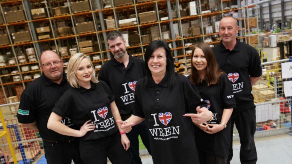 Wren named UK's number 1 retail employer
