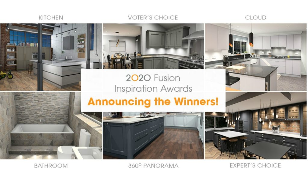 2020 Fusion Inspiration Award winners announced