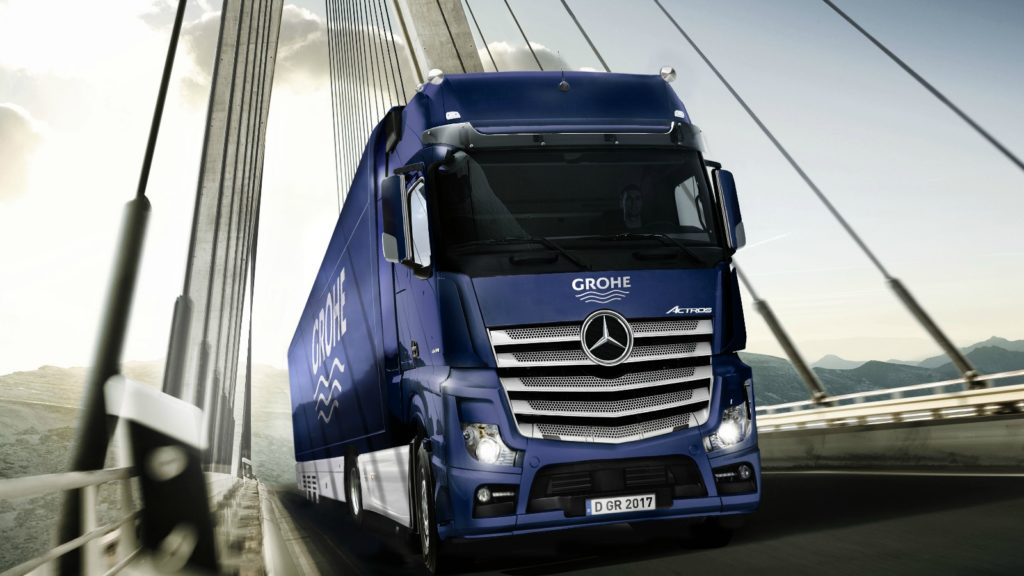 Grohe Truck Tour XXL returns to UK
