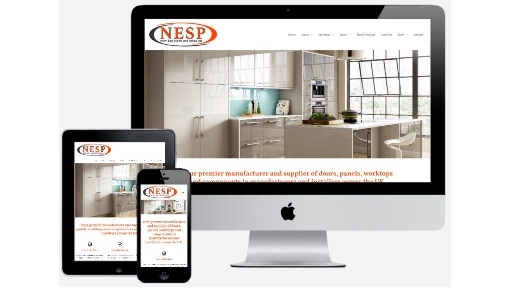 NESP revises brand identity