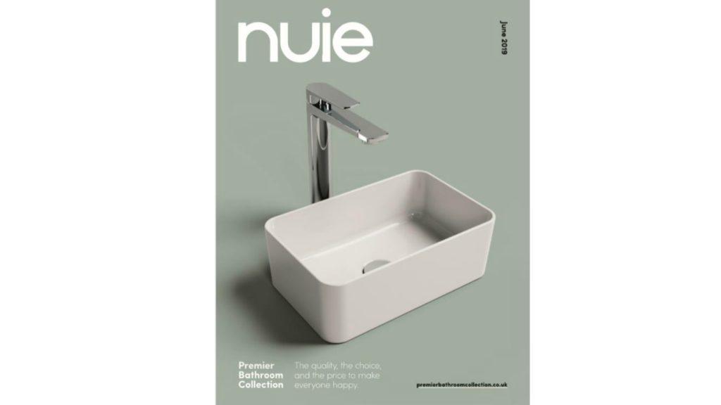 Premier Bathrooms rebranded Nuie