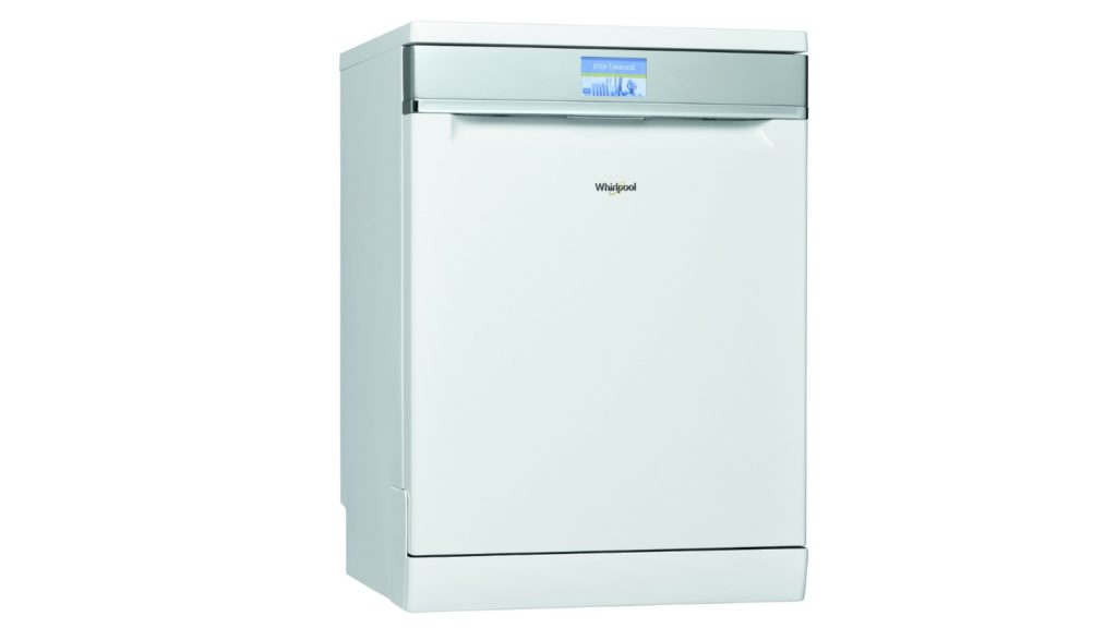 Whirlpool launches first connected dishwasher