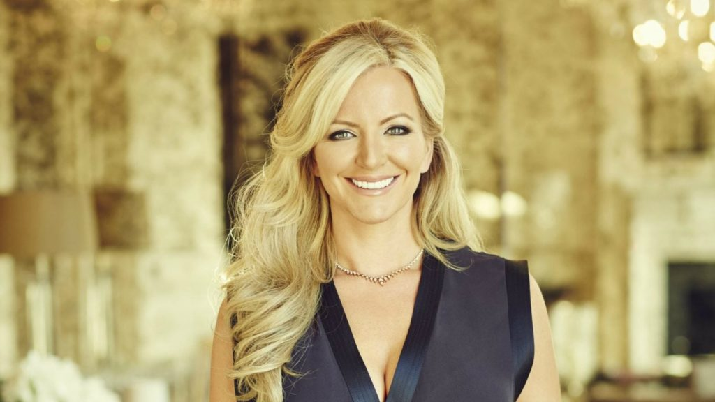 Baroness Michelle Mone OBE speaks at Kbsa Conference