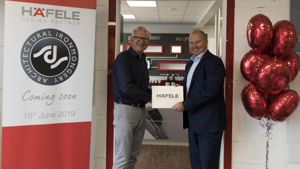 Hafele opens second Design Partner showroom