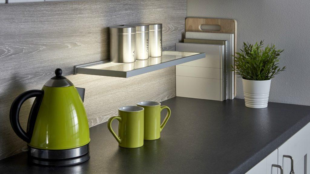Sensio introduces Torino shelf light