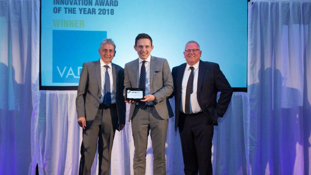 Vado scoops PHG Award