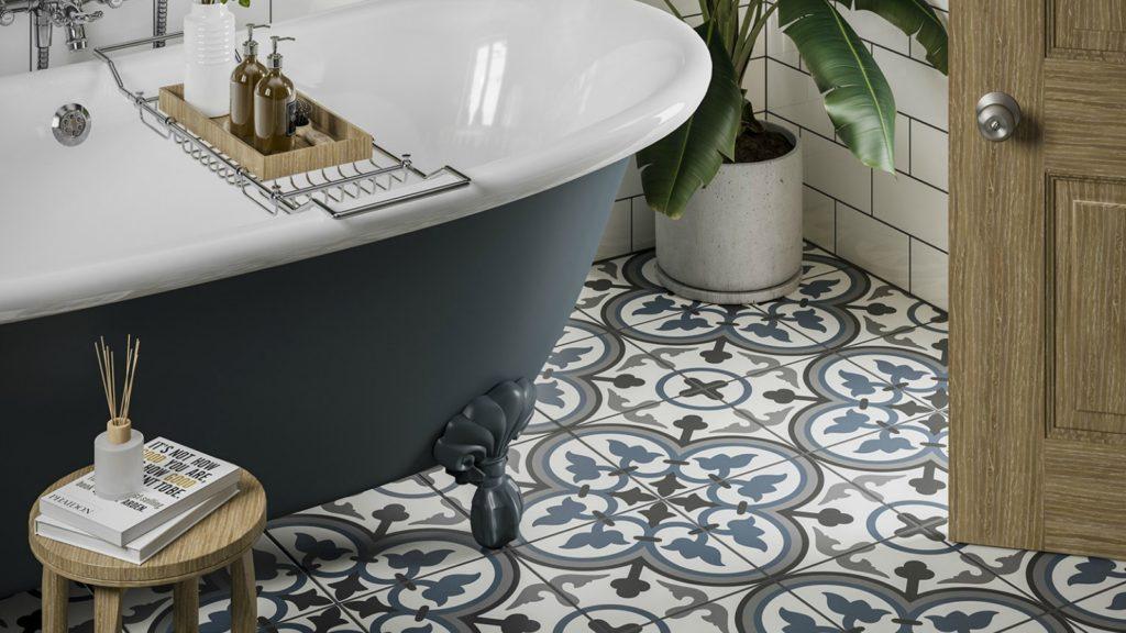 Verona introduces patterned tile