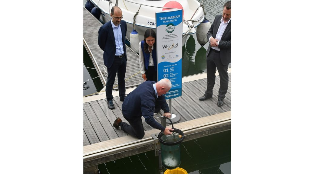 Whirlpool supports marine plastic reduction