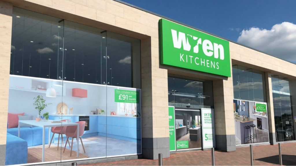 Wren invests £1million into 79th showroom
