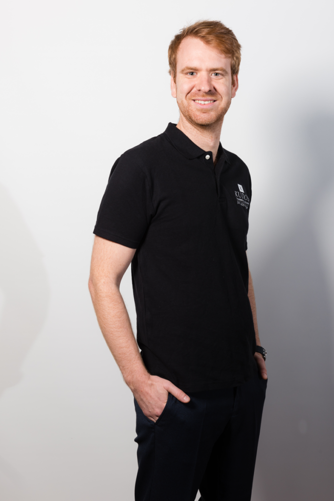 Kudos appoints new product development manager 1