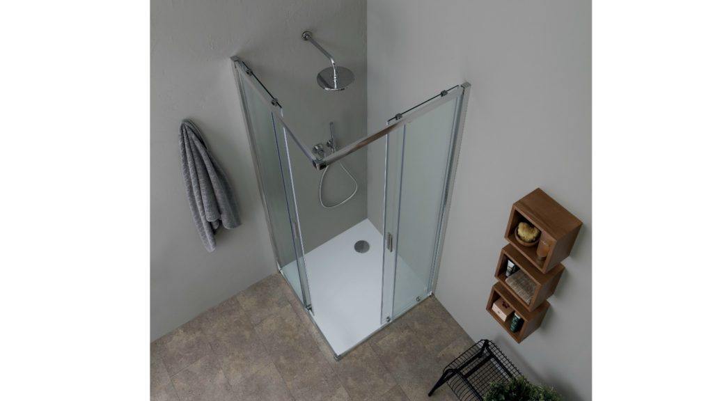 SHOWER ENCLOSURE TRENDS: Look in glass 3