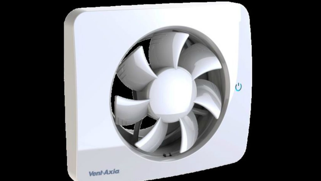 Vent-Axia presented Red Dot Award for bathroom fan