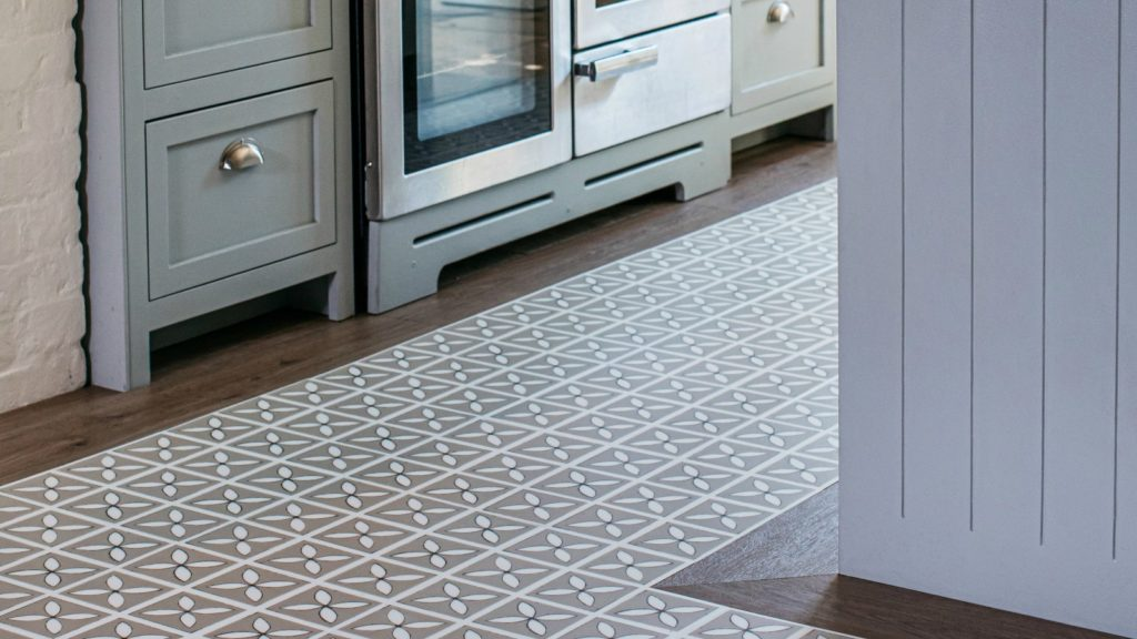 Harvey Maria introduces Lattice flooring in Seapod