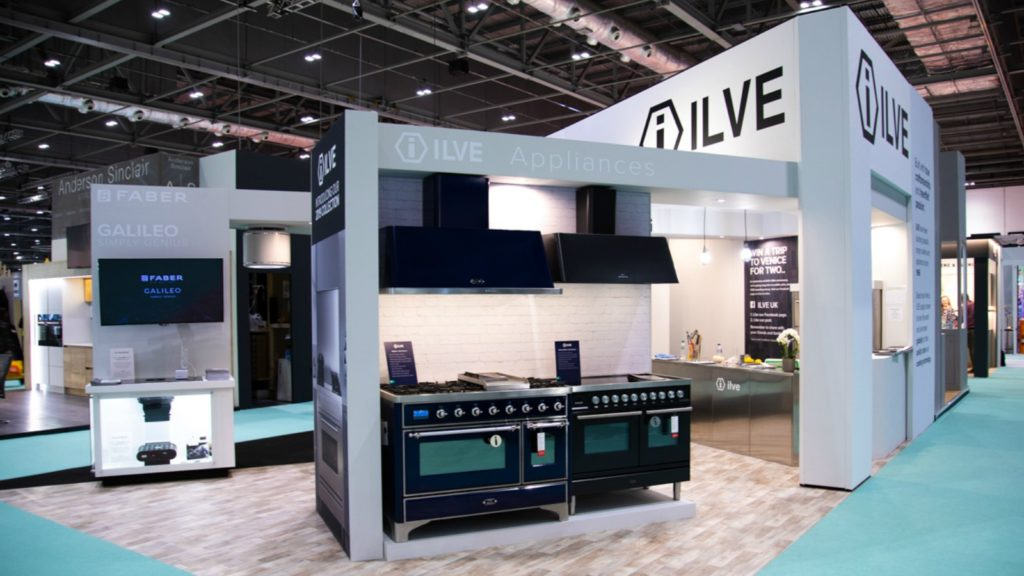KitchenEx appears at Grand Designs Live