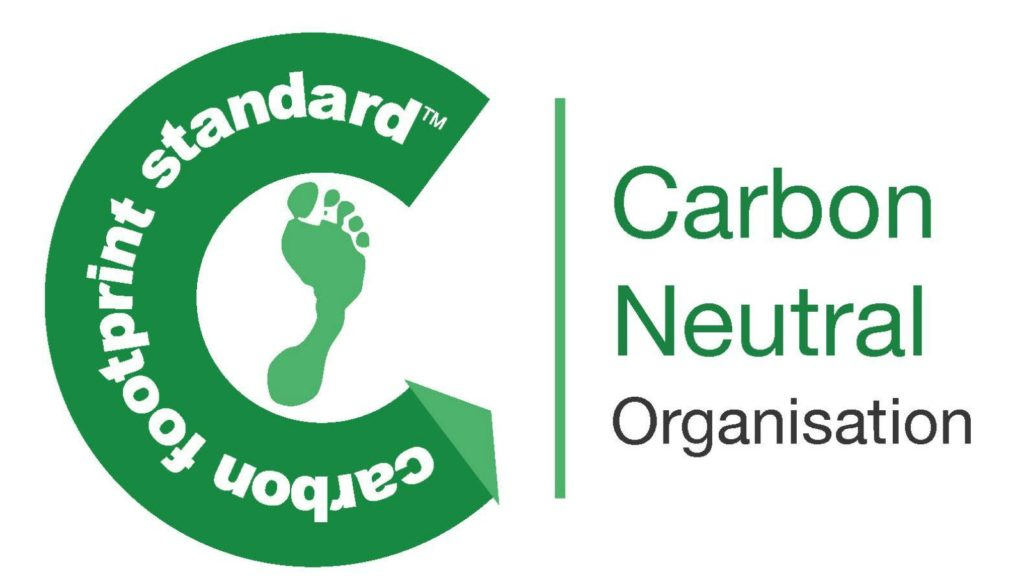 Lakes achieves Carbon Footprint Standard