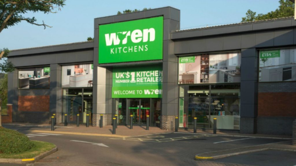 Wren Kitchens 80th store now open
