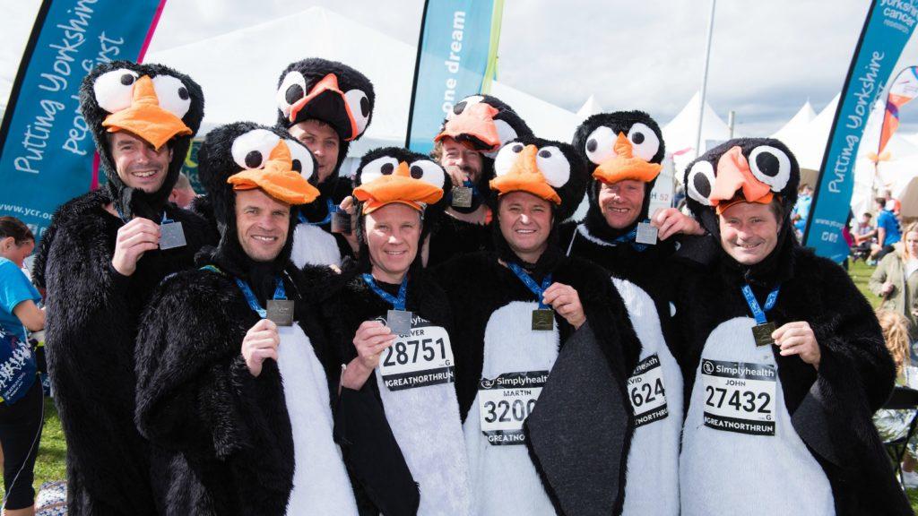 Ceramique Internationale helps Penguin Runners raise £50,000