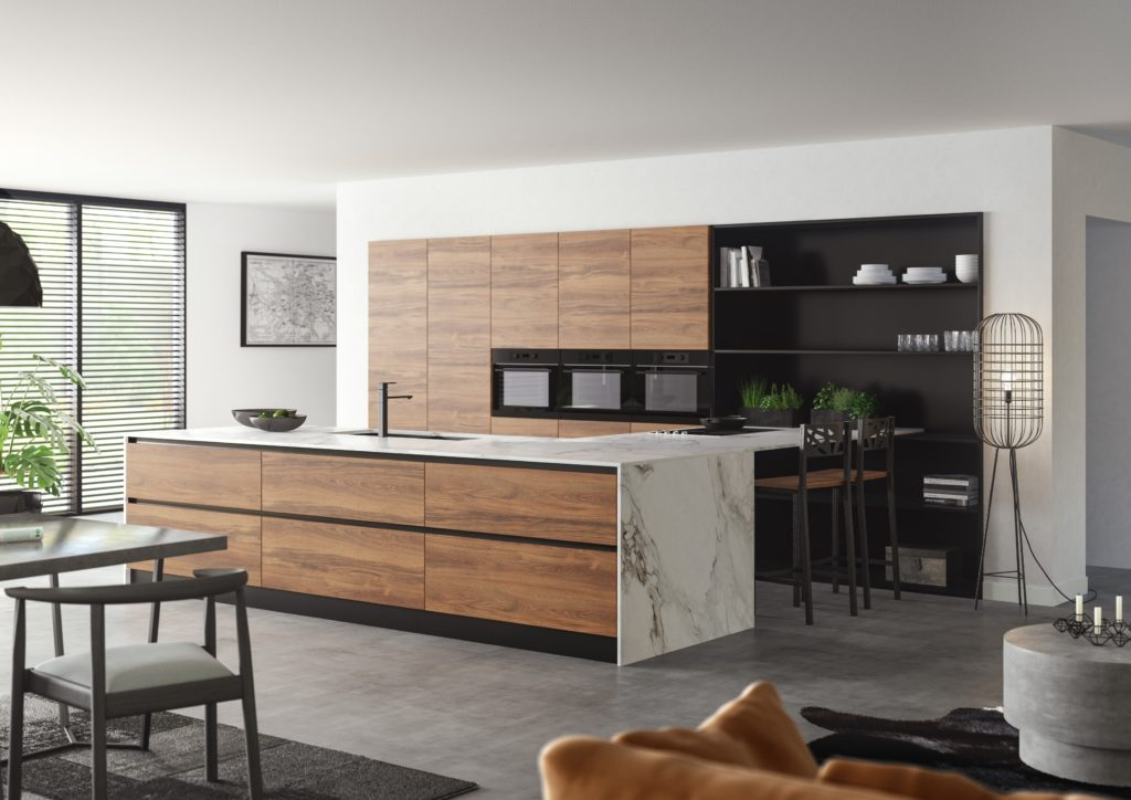 City Chic kitchen from Keller