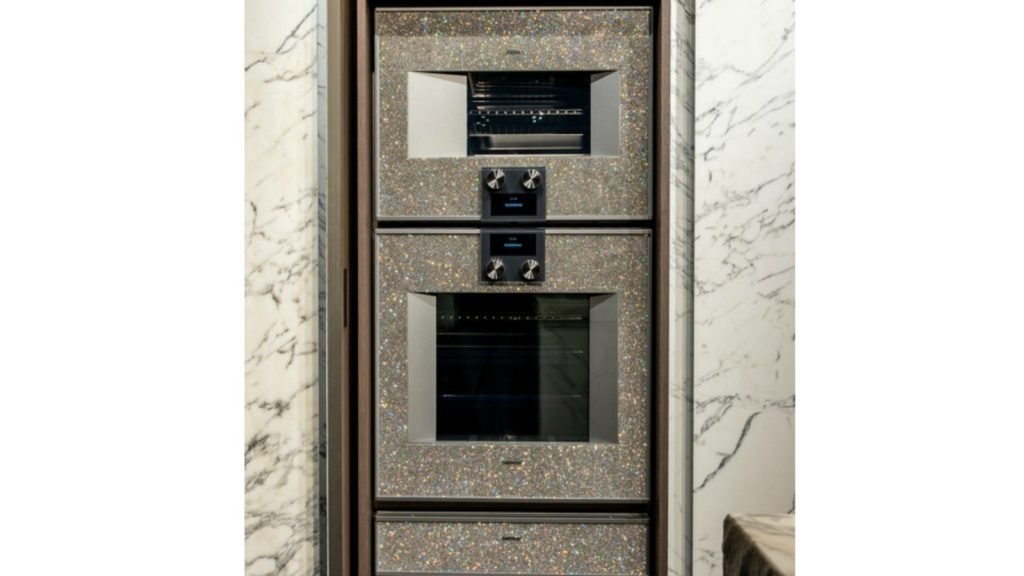 Crystal ovens unveiled by Bespoke Projects
