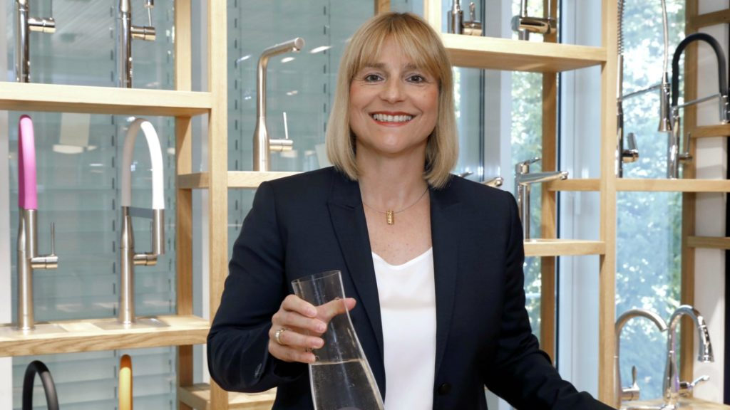 Grohe establishes EMEA business division