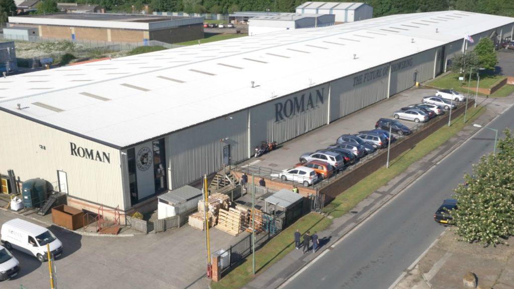 Roman expands manufacturing facilities