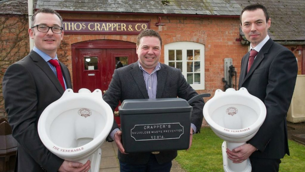 Thomas Crapper increases retail sales by 50%