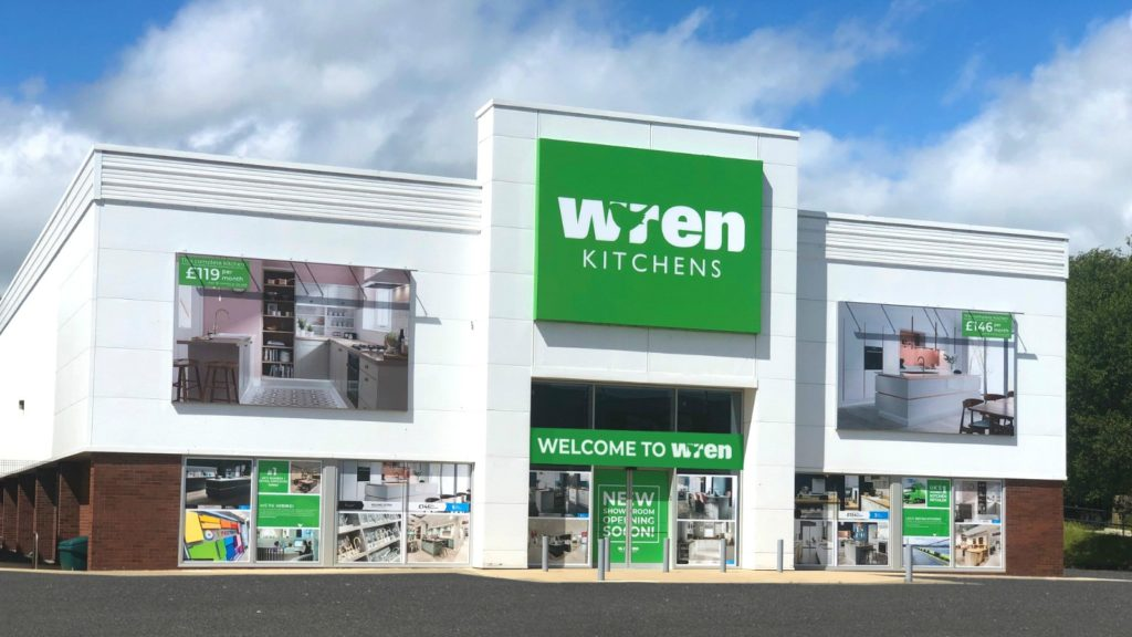 Wren continues to build store estate