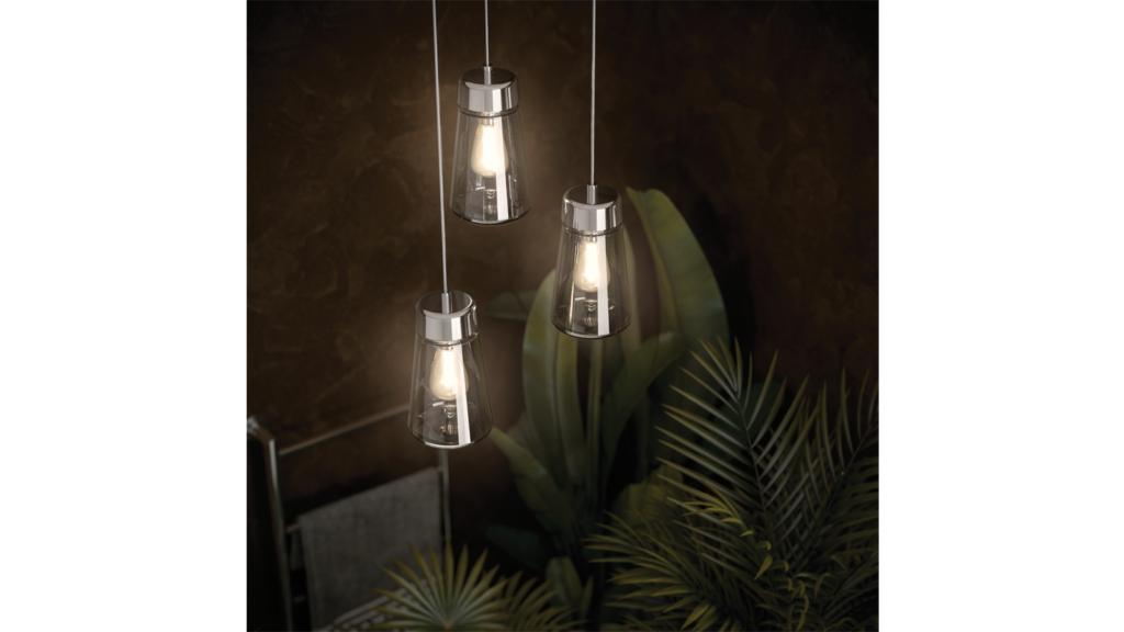 BATHROOMS lighting: Bright ideas 3