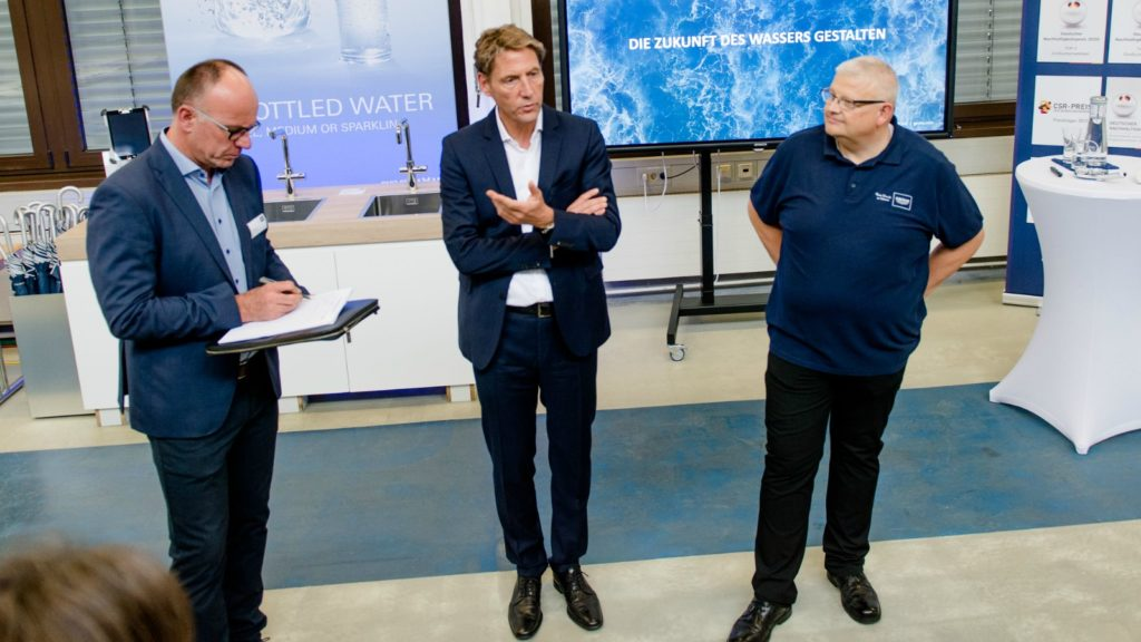 Grohe invests €5million in PVD finishes