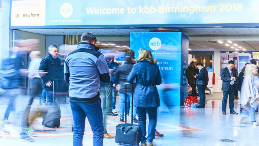 kbb Birmingham partners with The Used Kitchen Company