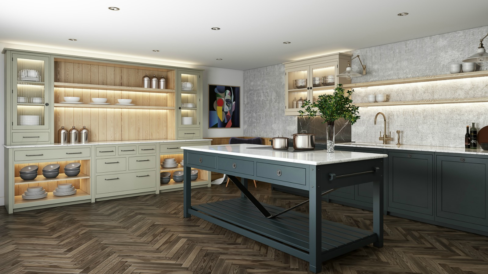 Lux Group Launches Brookmans By Smallbone Kbn