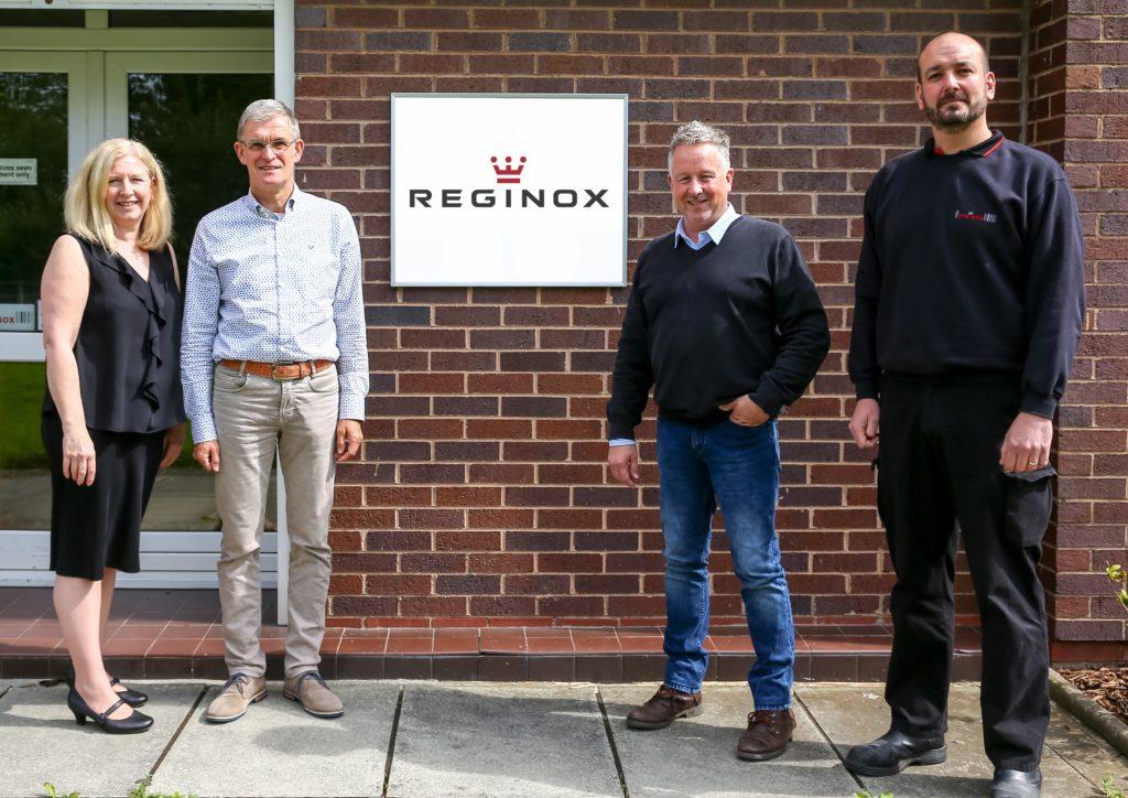 Reginox UK celebrates 20th anniversary