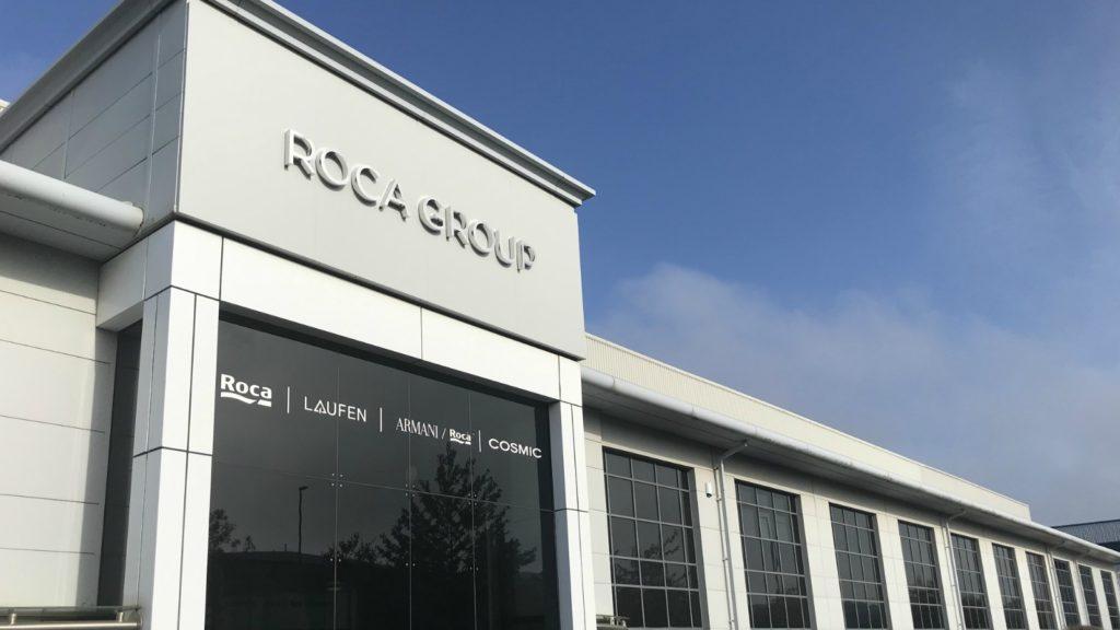Roca Group opens UK HQ 1