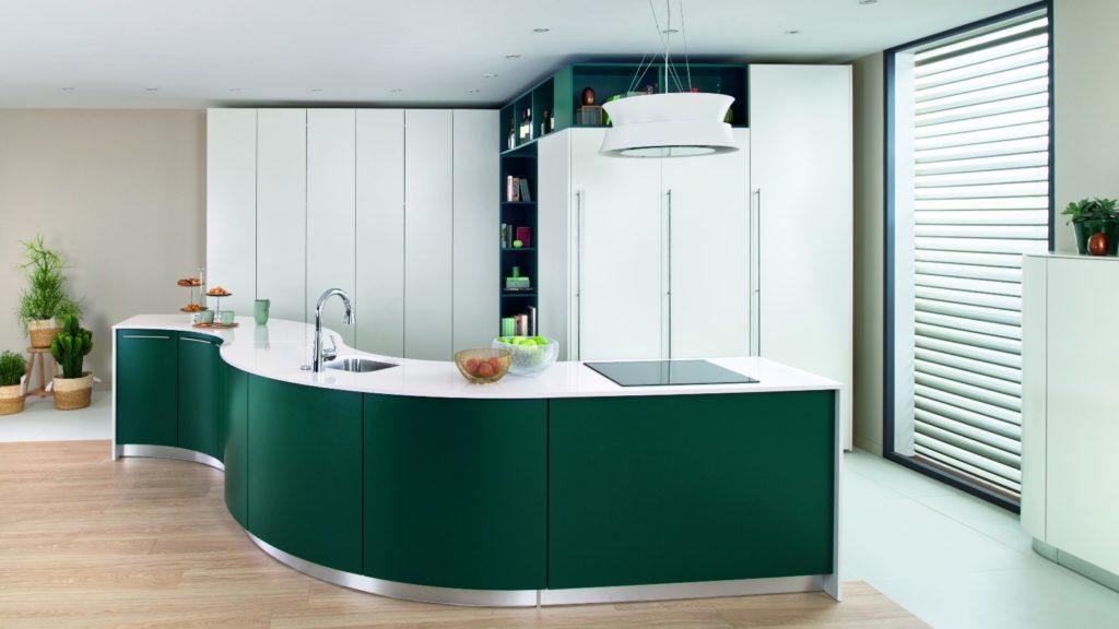 Schmidt unveils Giro kitchen