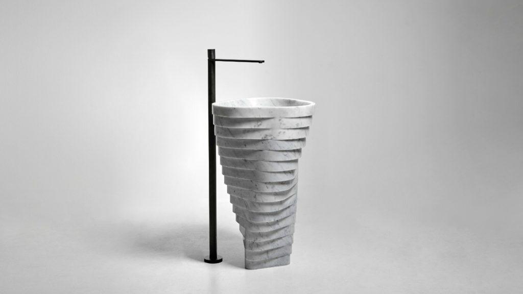 Vortice unveiled by Antonio Lupi