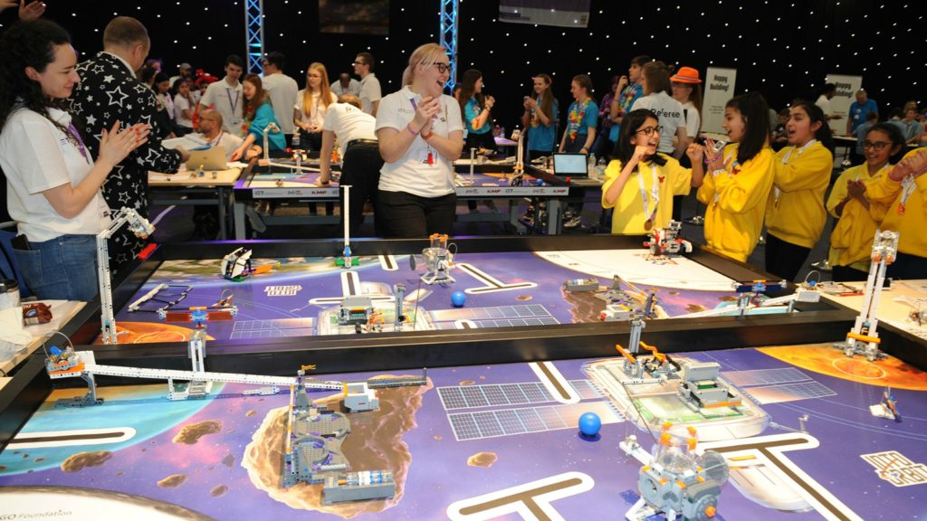 Whirlpool UK launches First Lego league for schools