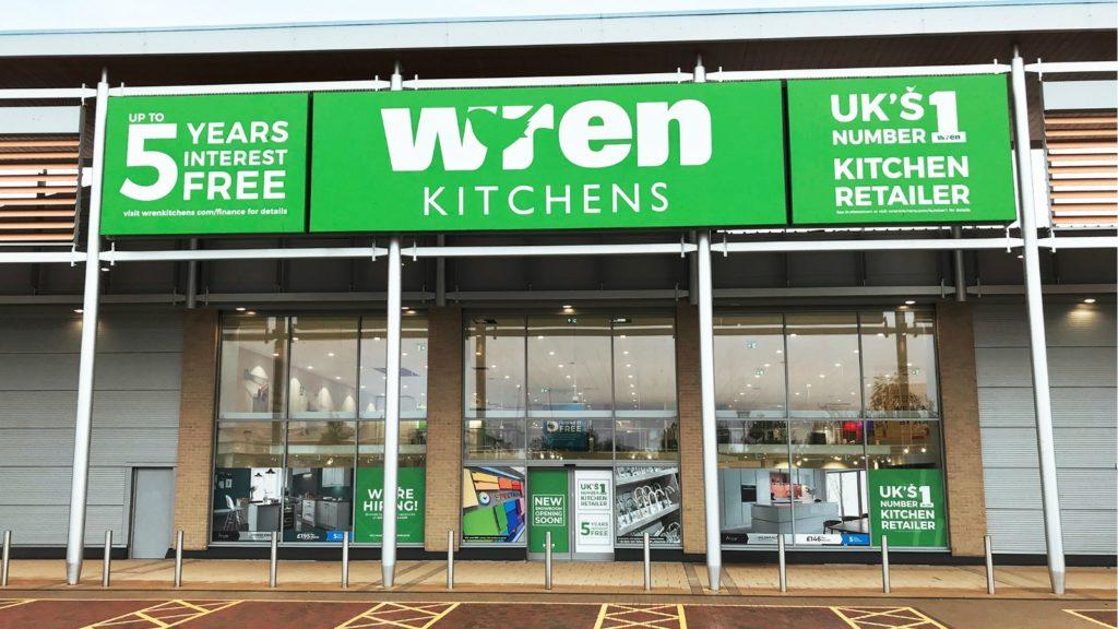 Wren Kitchens opens 83rd UK showroom