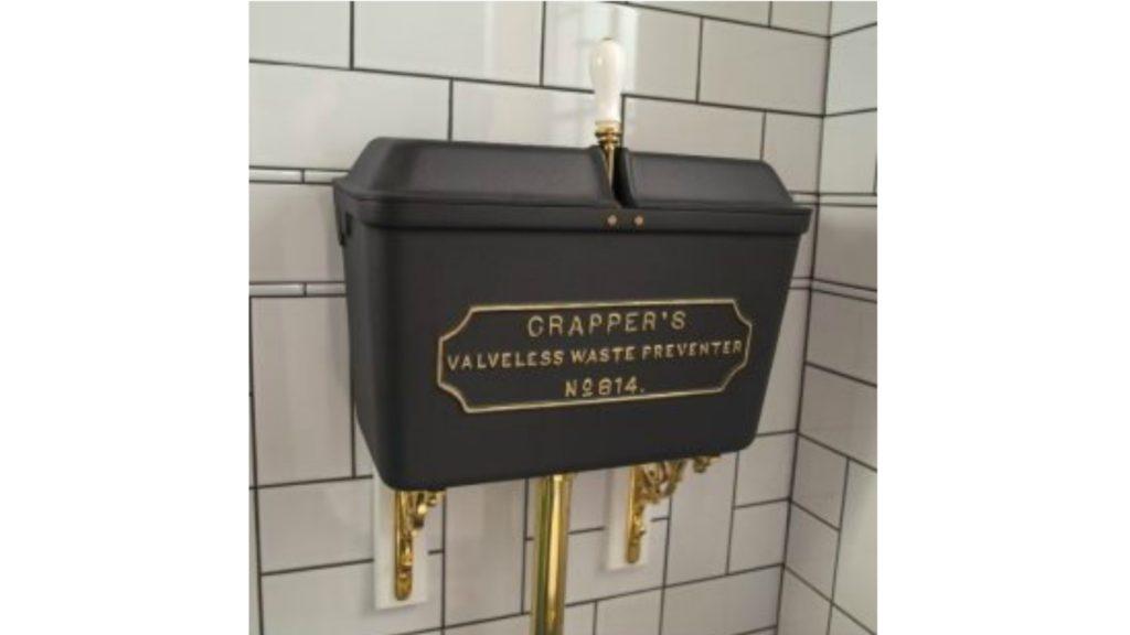 Classic 814 cistern