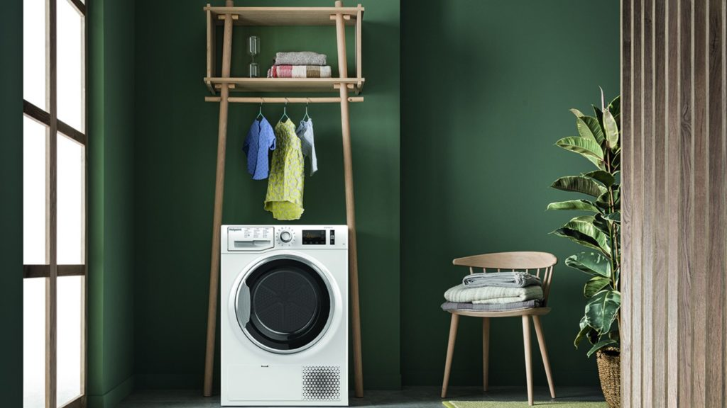 Laundry appliances: Drum roll