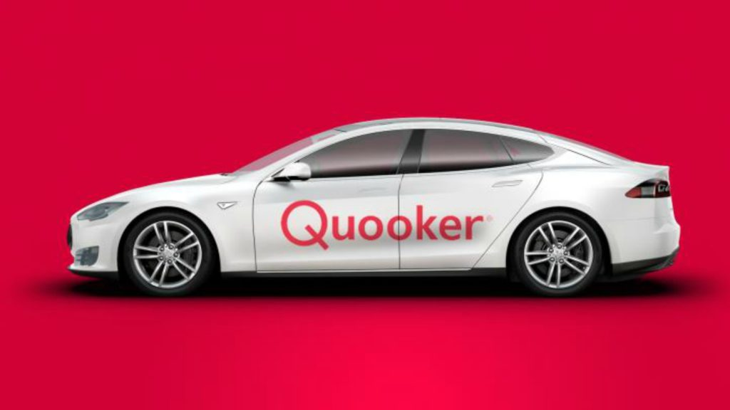 Quooker changes to electric fleet