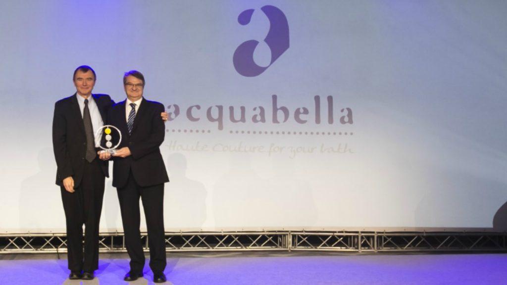 Acquabella wins European Business Award