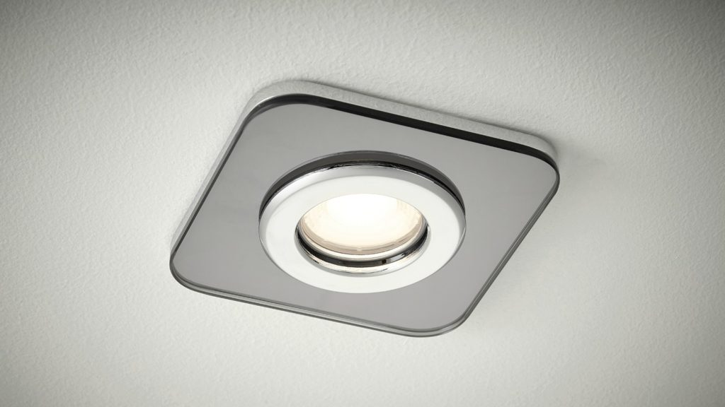Sensio's Cube and Circa ceiling downlights