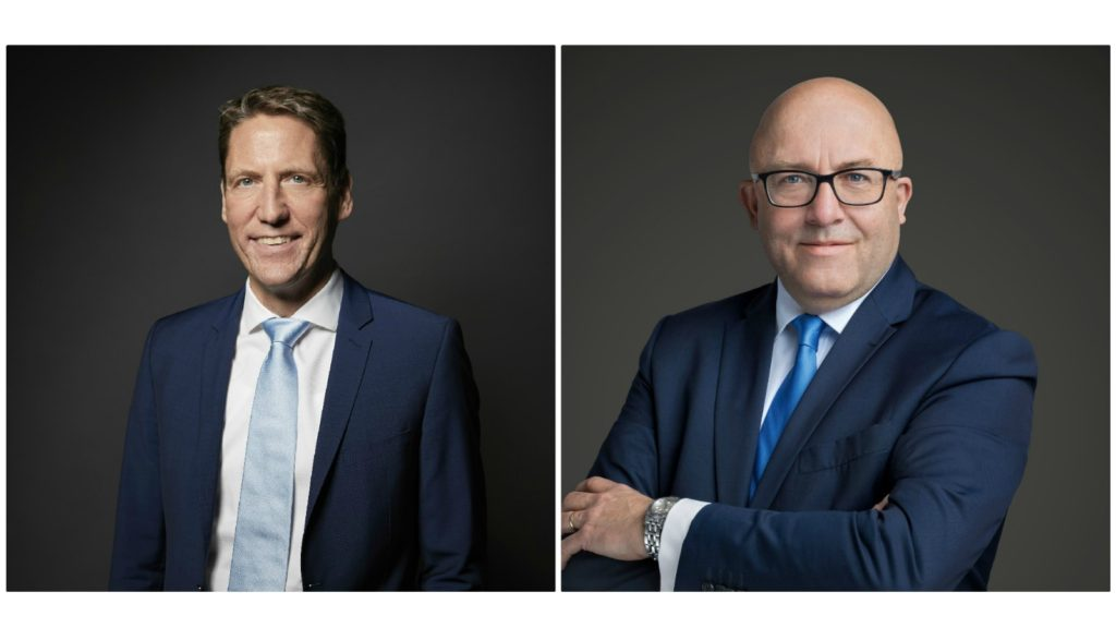 Management restructure at Grohe