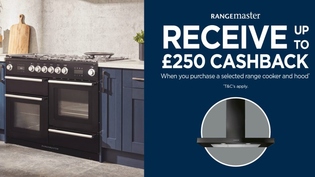 Rangemaster launches cashback promotion