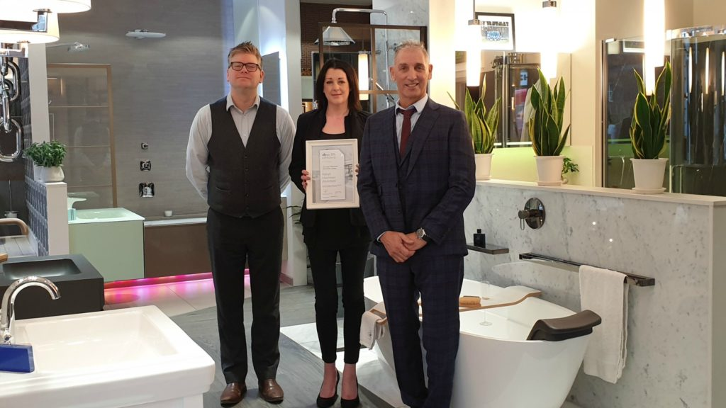 Sovereign Bathrooms joins KBSA