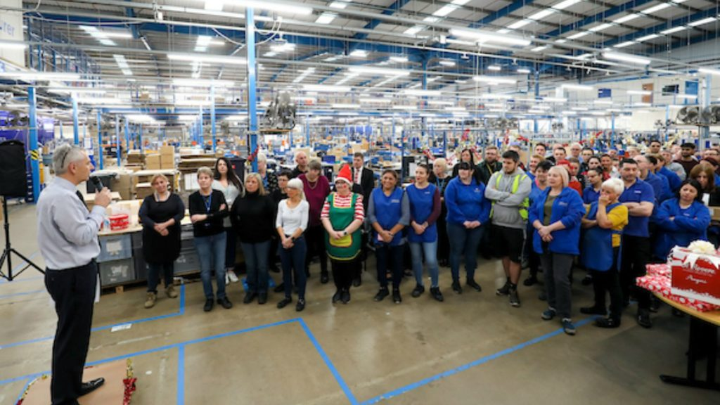 Triton recognises long-service employees