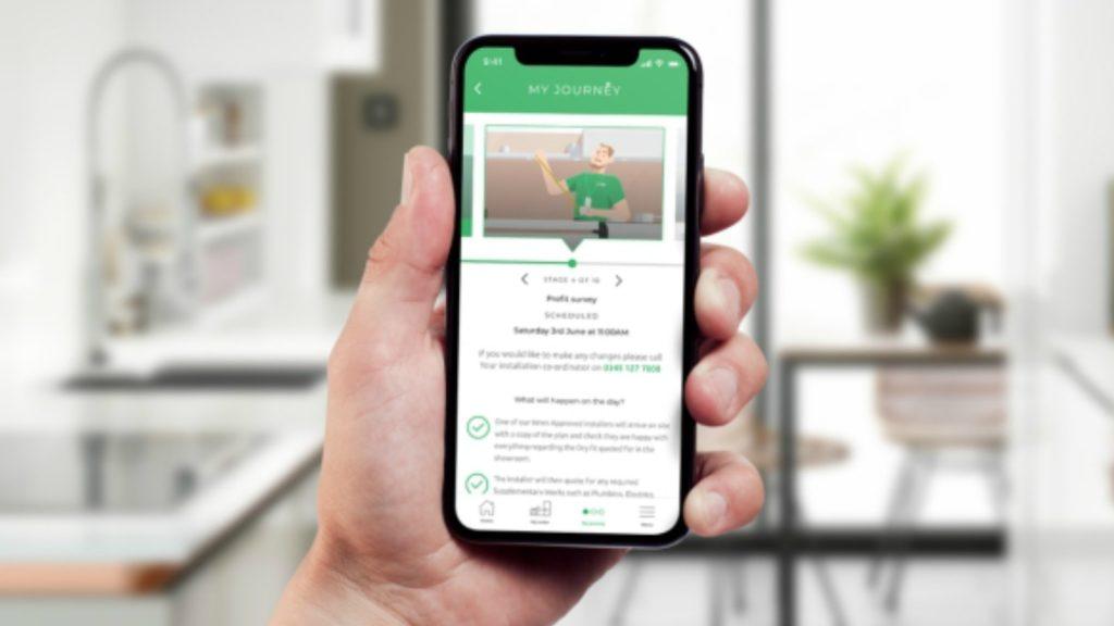Wren Kitchens launches app