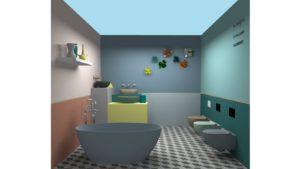 BC Designs creates colourful Kbb atrium